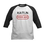 KAITLIN kicks ass Tee