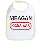 MEAGAN kicks ass Bib