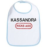 KASSANDRA kicks ass Bib