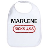 MARLENE kicks ass Bib