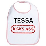 TESSA kicks ass Bib
