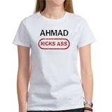 AHMAD kicks ass Tee