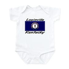 Louisville Kentucky Infant Bodysuit