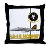 VFA-151 Vigilantes Throw Pillow