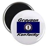 Grayson Kentucky Magnet
