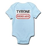TYRONE kicks ass Onesie