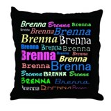Unique Brenna Throw Pillow