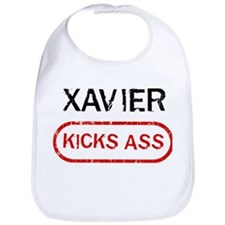 XAVIER kicks ass Bib