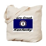 Fern Creek Kentucky Tote Bag