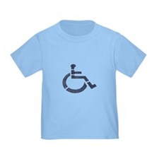 Unique Disability symbol T