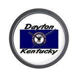 Dayton Kentucky Wall Clock