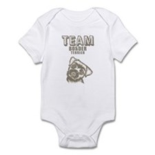 Border Terrier Infant Bodysuit