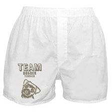 Border Terrier Boxer Shorts