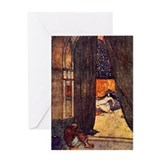Arabian Dreams Greeting Card