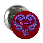 My Heart Red Button