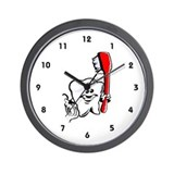 Dental Hygienist Wall Clock