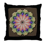 Throw Pillow with AutoCAD design
