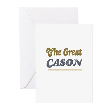 Cason Greeting Cards (Pk of 10)