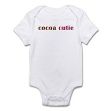 cocoa cutie Infant Bodysuit