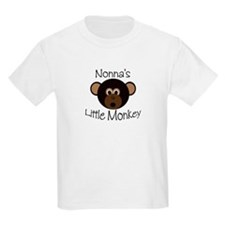 Nonna's BOY Little Monkey T-Shirt