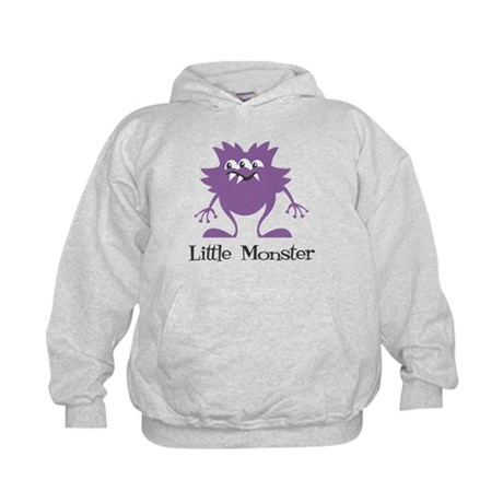 Little Monster Kids Hoodie