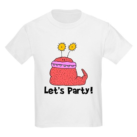 Let's Party Monster Kids Light T-Shirt