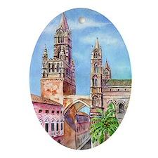Palermo Oval Ornament