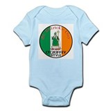 O'Griffey, St. Patrick's Day Onesie
