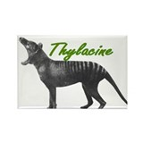 Thylacine Rectangle Magnet