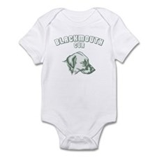 Blackmouth Cur Infant Bodysuit