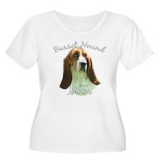 Basset Mom2 T-Shirt