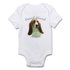 Basset Mom2 Infant Bodysuit