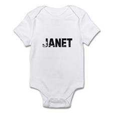 Janet Infant Bodysuit