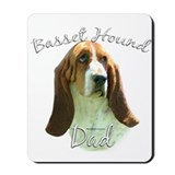 Basset Dad2 Mousepad