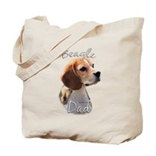 Beagle Dad2 Tote Bag