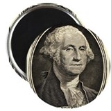 George Washington, $1 Portrait Magnet