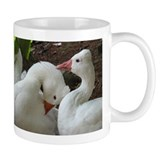 Tufted Roman Goose Small Mug
