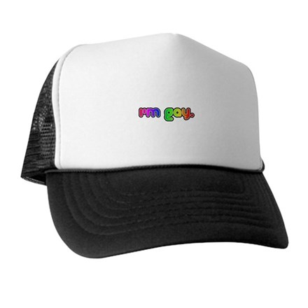 &quot; I'm Gay&quot; Trucker Hat