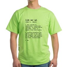 Liberal Defined T-Shirt