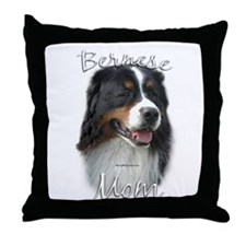 Berner Mom2 Throw Pillow