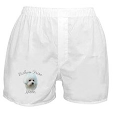 Bichon Mom2 Boxer Shorts