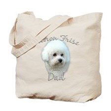 Bichon Dad2 Tote Bag