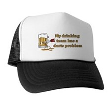 Darts Team Trucker Hat