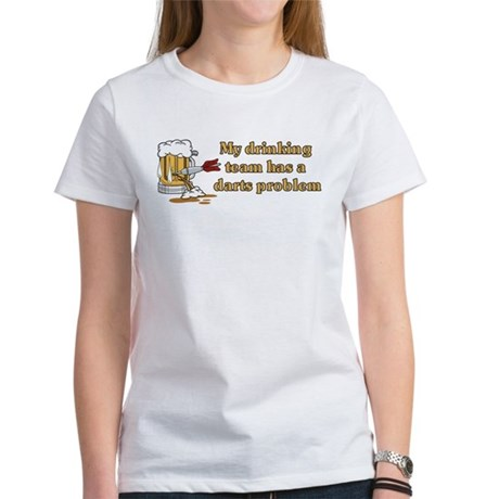 Darts Team Women's T-Shirt