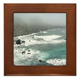San Martin Rock Framed Tile