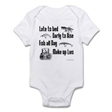Lures Infant Bodysuit