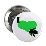 "Frog 2.25"" Button (10 pack)"