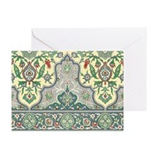 Traditional Motif Greeting Cards (Pk of 10)