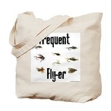 Frequent Fly-er Tote Bag
