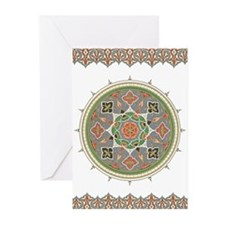 Traditional Motif Eid Greeting Cards (Pk of 10)